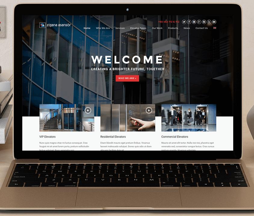 Multilingual website Design